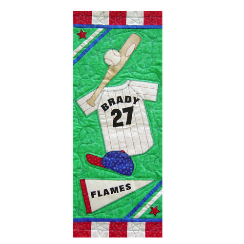All Star Baseball Quilters Warehouses Interesting Baseball Quilt Pattern