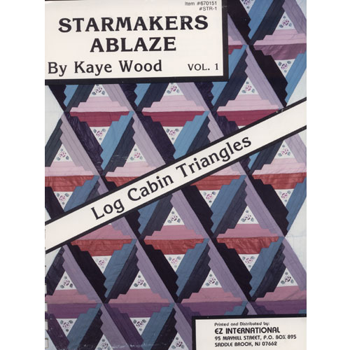 Starmakers Ablaze Quilters Warehouses