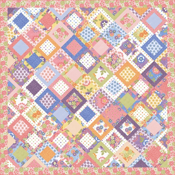 OH MY DARLING QUILT PATTERN*