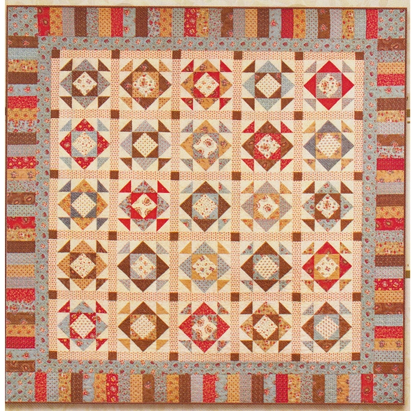 Bff Layer Cake Quilt Pattern By Pams Piece By Piece