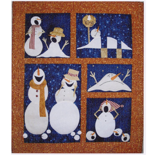 Christmas Sampler Quilt Pattern