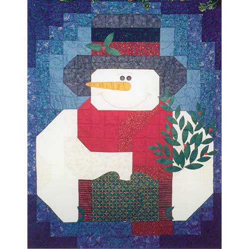 My Snowman Quilt Quilters Warehouses