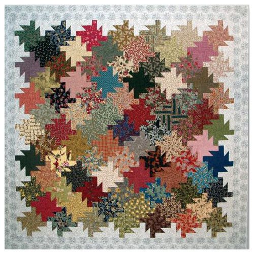 Tessellation Quilt Quilters Warehouses