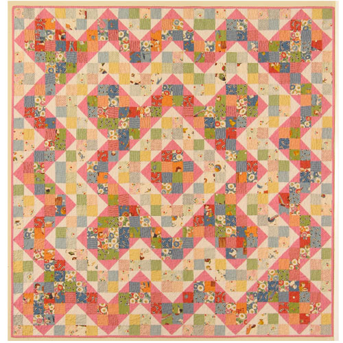 Tea Party Quilt Quilters Warehouses