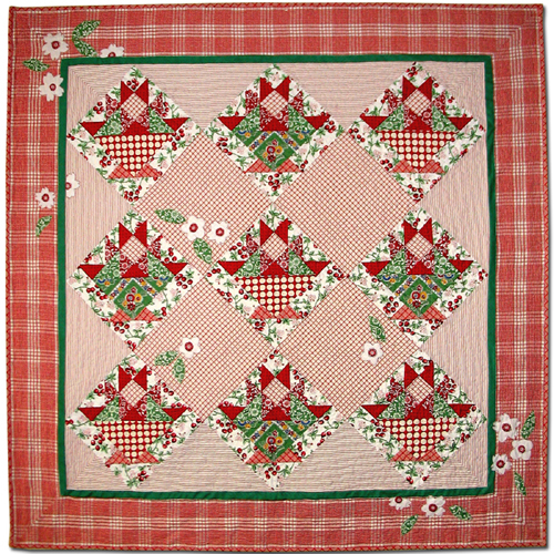 Cherry Blossom Quilt Quilters Warehouses