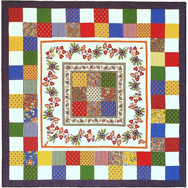 Enchante Quilt Pattern Quilters Warehouses