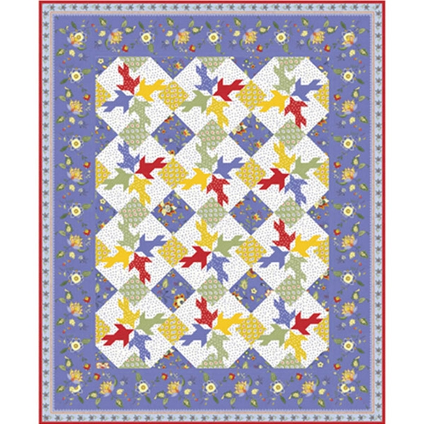Dove In The Window Quilt Pattern Quilters Warehouses
