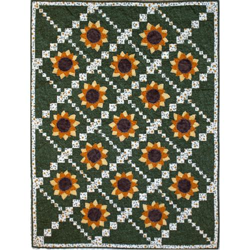 Simply Sunflowers Quilters Warehouses