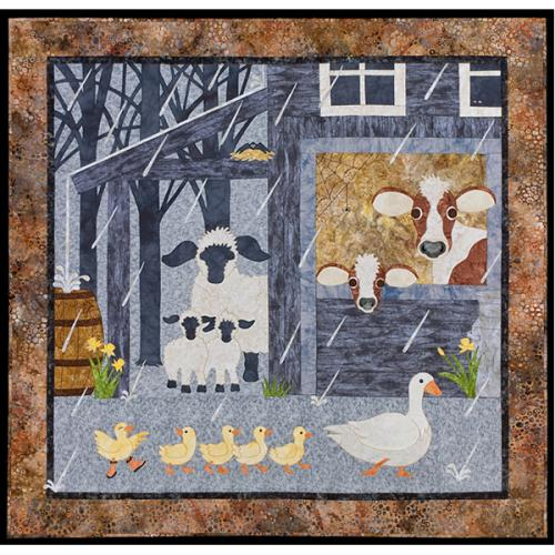 Mud Season The Cowgirls Quilt Pattern Quilters Warehouses
