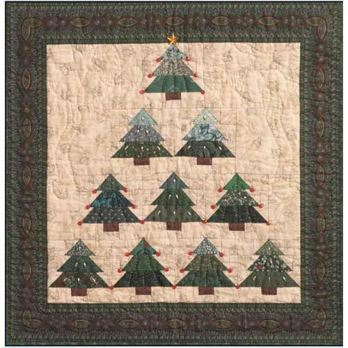 O Christmas Tree Quilters Warehouses