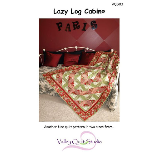 Lazy Log Cabin Quilters Warehouses
