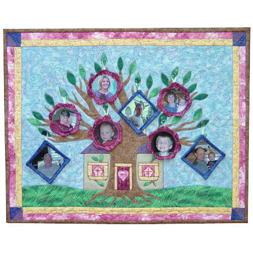 Family Tree Quilt Quilters Warehouses