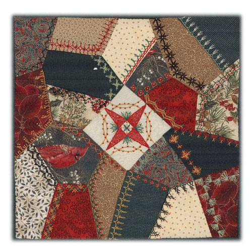 Victorian Crazy Quilt 12 Quilters Warehouses