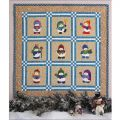 FROSTY BABIES QUILT PATTERN
