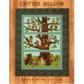 Critter Hollow Quilt Pattern Book