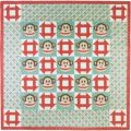 Monkey Face Quilt Pattern*