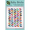 BABY BRICKS QUILT PATTERN