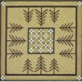 SNOWY PINES QUILT PATTERN