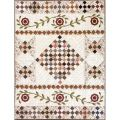 PATCHWORK DIAMONDS QUILT PATTERN