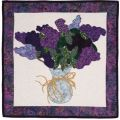 LASTING LILACS  QUILT PATTERN