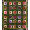PATCH OF POSIES QUILT PATTERN