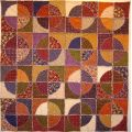 Maple Leaves Fuzzy Flannel Quilt Pattern