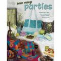 SEW EASY PARTIES QUILT PATTERN BOOK