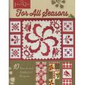 For All Seasons Quilt Pattern Book
