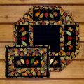 JEWELS OF AUTUMN TABLE MAT PATTERN