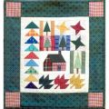 CABIN IN THE WOODS PATTERN