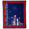 Patriotic Cats Wall Quilt Pattern