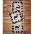 LONE BUCK WALL QUILT/TABLE RUNNER PATTERN