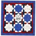 Get Your Kicks on Route 66 Quilt Pattern