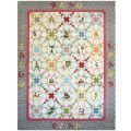 Read, Learn, Laugh & Play Quilt Pattern
