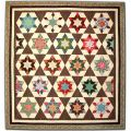 STAR DIAMOND QUILT