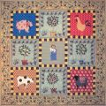 COUNTRY FRENCH QUILT PATTERN