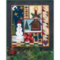 A PARADE OF SEASONS-WINTER QUILT PATTERN