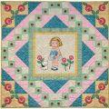 Ring Around The Rosie Quilt Pattern