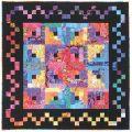 Mosaic Star Quilt Pattern