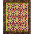 Fabric Krystals Quilt Pattern