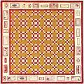 Oatmeal Honey Quilt Pattern
