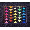 Geese That Fly Wall Quilt Pattern
