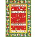 ABC Red Quilt Pattern
