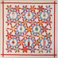 PEPPERMINT PARTY QUILT