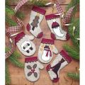 CHRISTMAS WOOLENS COMPLETE KIT