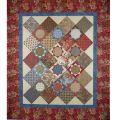 Clare's Garden Quilt Pattern
