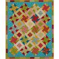 Tilt -A -Whirl Quilt Pattern