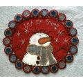 LET IT SNOW PENNYRUG PATTERN