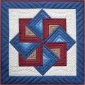 Starspin Quilt Pattern Kit