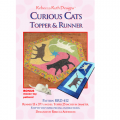 Curious Cats Topper & Runner Quilt Pattern